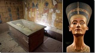 ツタンカーメン王の墓から2つの隠された部屋が!