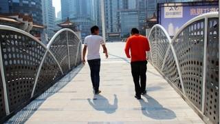 【中国】6月にオープンした連絡通路が世界を震撼させる