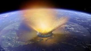 11月13日に宇宙から未確認の物体が降ってくる!