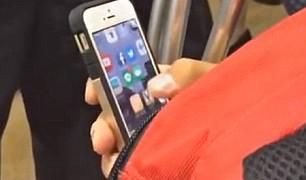 【iphone】50桁のパスコードを凄い速さで解除する日本人