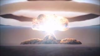 核爆弾が爆発したらキノコどころか松茸だった件