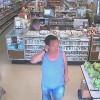 下見中にバッチリカメラに写ってしまった間抜けすぎる強盗www